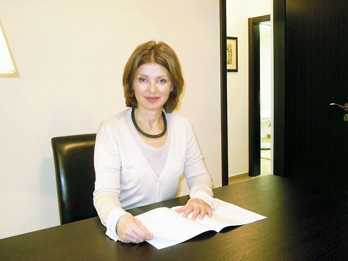 професор д-р Мария Балабанова